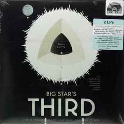 Big Star's Third - Stroke It, Noel: Big Star's Third in Concert - 2xLP - Craft Recordings - CR00064
