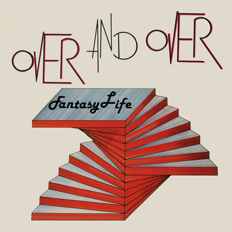 "Fantasy Life - Over and Over - 12"" - Dark Entries - DE-204"