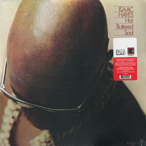 Isaac Hayes - Hot Buttered Soul - LP - Craft Recordings - CR00034