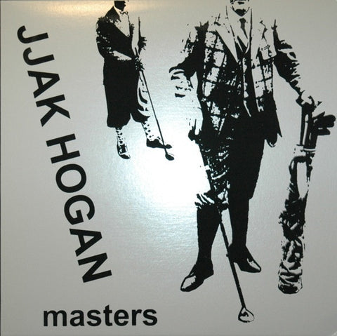 "Jjak Hogan - Masters - 12"" - Frequenc - Frequenc-7"
