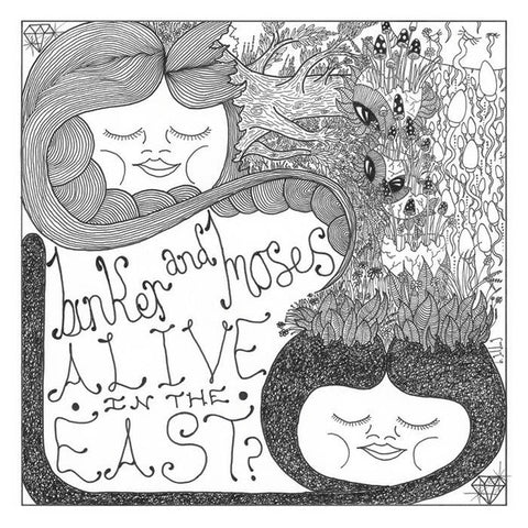 Binker and Moses - Alive In The East? - LP - Gearbox Records - GB1547
