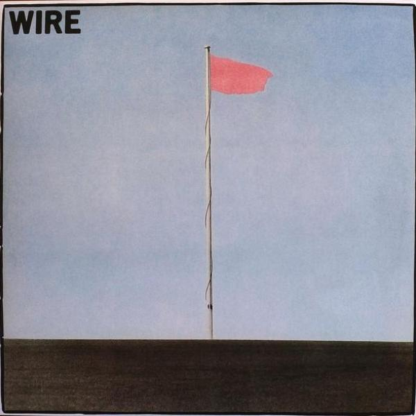 Wire - Pink Flag - LP - Pinkflag - PF11LP