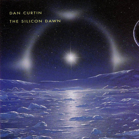 "Dan Curtin - The Silicon Dawn - 2x12"" - Peacefrog Records - PF018"