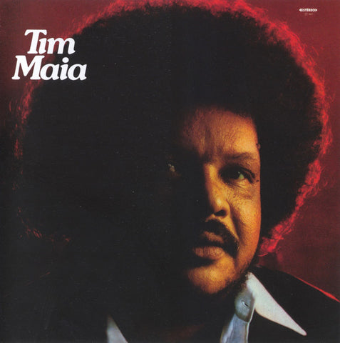 Tim Maia - LP - Mr Bongo - MRBLP178