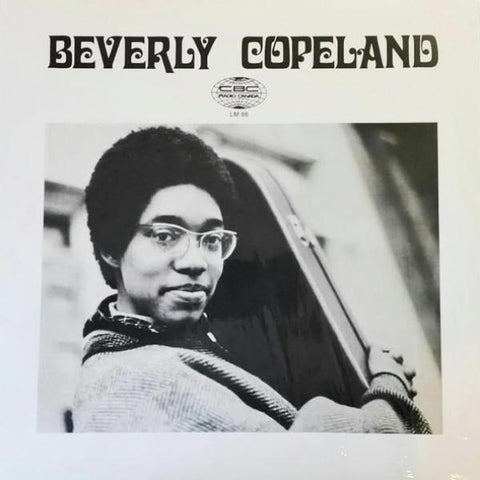 Beverly Copeland - LP - MajikBus Entertainment - MB004