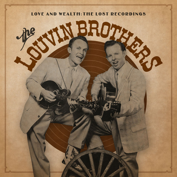 The Louvin Brothers - Love & Wealth: The Lost Recordings - 2xLP - Modern Harmonic - MH-8038