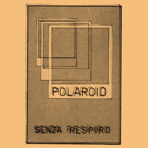Polaroid - Senza Respiro - LP - Dark Entries - DE-219