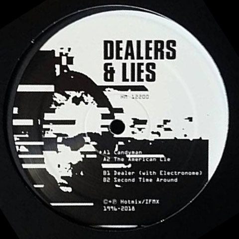 "Beverly Hills 808303 - Dealers & Lies - 12"" - Reference Analogue Audio - HM 12200"