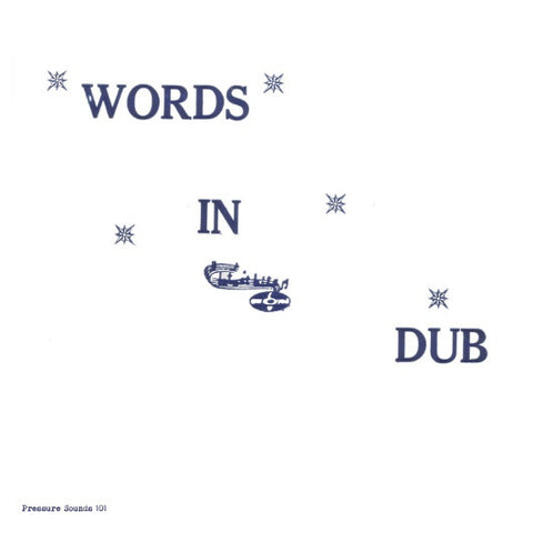 Phillip Fullwood - Words in Dub - LP - Pressure Sounds - PSLP101