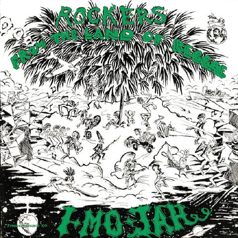I-Mo-Jah - Rockers from the Land of Reggae - LP - Pressure Sounds - PSLP100
