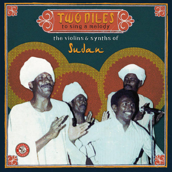 VA - Two Niles to Sing a Melody: The Violins & Synths of Sudan - 3xLP - Ostinato Records - OSTLP005