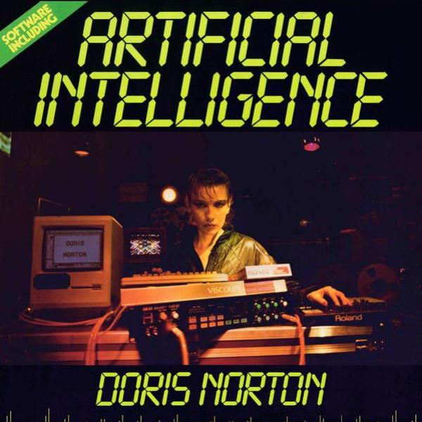 Doris Norton - Artificial Intelligence - LP - Mannequin - MNQ 121