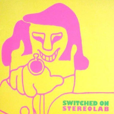 Stereolab - Switched On - LP - Duophonic Ultra High Frequency Disks - D-UHF-D37C