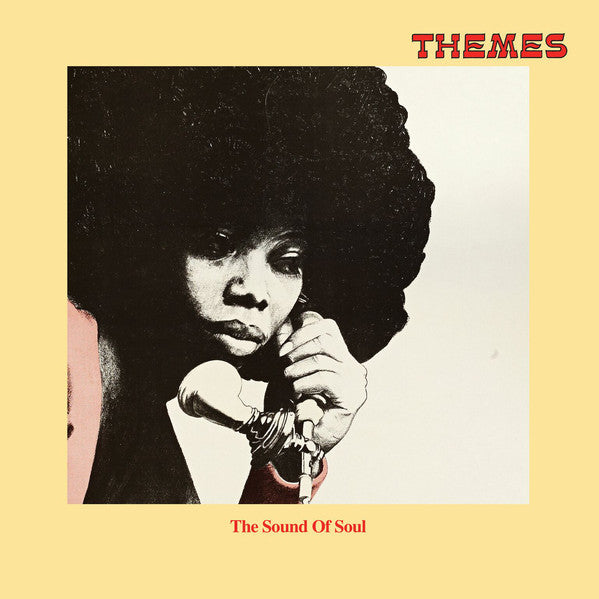 VA - The Sound of Soul - LP - Be With Records - BEWITH047LP
