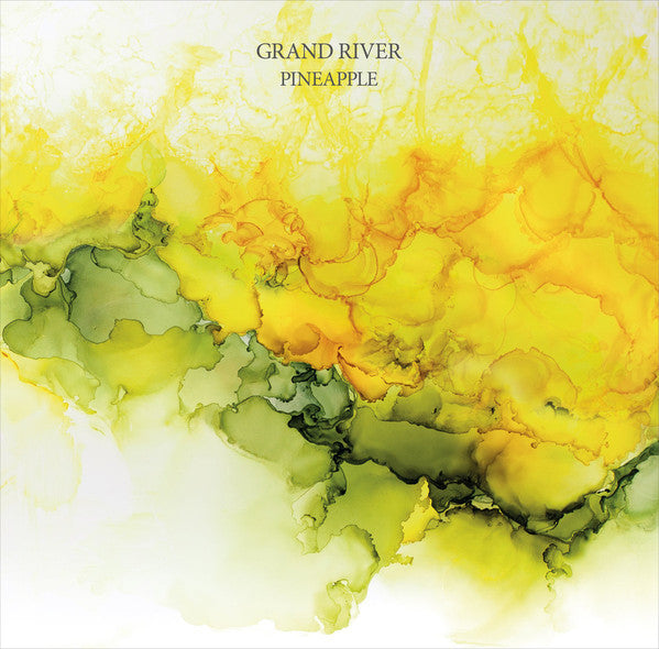 Grand River - Pineapple - 2xLP - Spazio Disponibile - Spazio015 - PREORDER