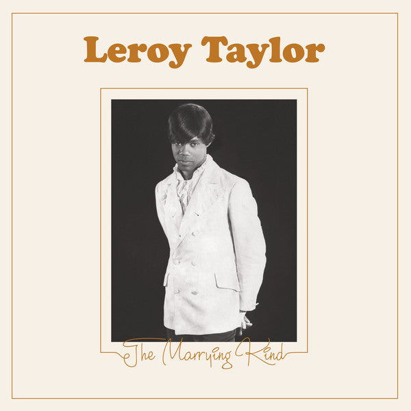 "Leroy Taylor - The Marrying Kind - 7"" - Federal Green Records - FG-006"