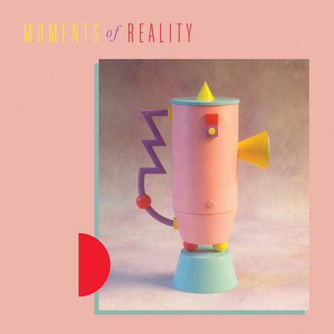 "Pilar Zeta - Moments of Reality - 2x12"" - Ultramajic - LVX036"