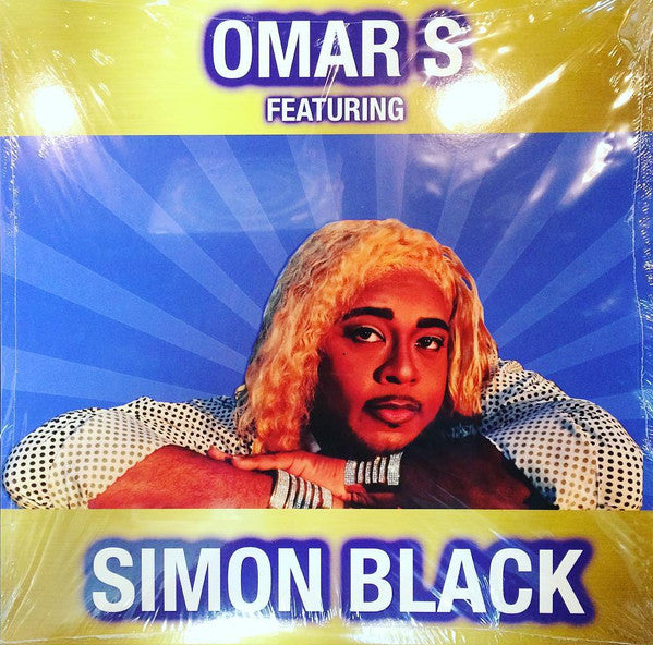 "Omar-S Ft. Simon Black - I'll Do It Again - 12"" - FXHE Records - FXHE-S&O"