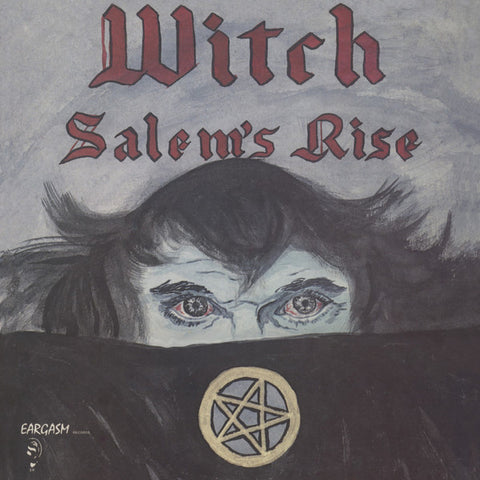 Witch - Salem's Rise - LP - Gotta Groove Records - GGR2018