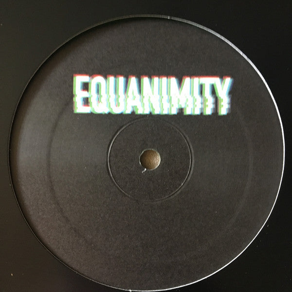 "Kyle Hall - Equanimity - 12"" - Wild Oats - WO-KH02 - PREORDER"