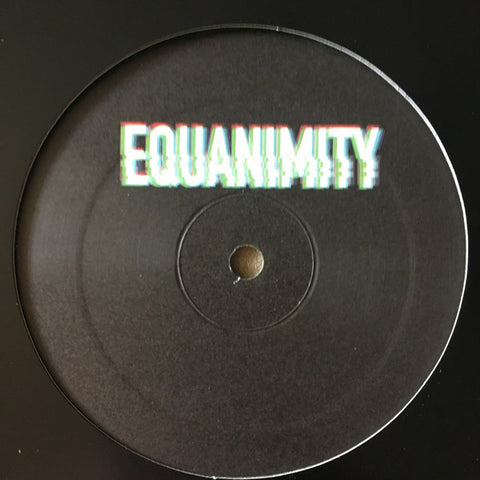 "Kyle Hall - Equanimity - 12"" - Wild Oats - WO-KH02"