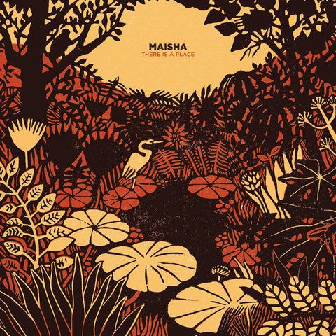 Maisha - There Is A Place - LP - Brownswood Recordings - BWOOD0187LP