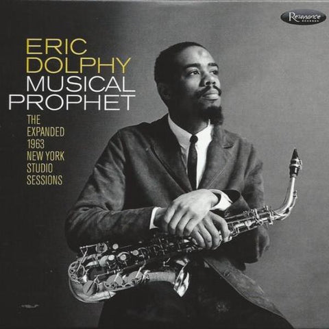 Eric Dolphy - Musical Prophet - 3xCD - Resonance Records - HCD-2035