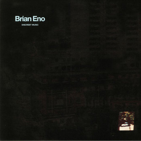 Brian Eno - Discreet Music - LP - Virgin - ENOLP5
