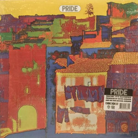 Pride - LP - Get On Down - GET 52733