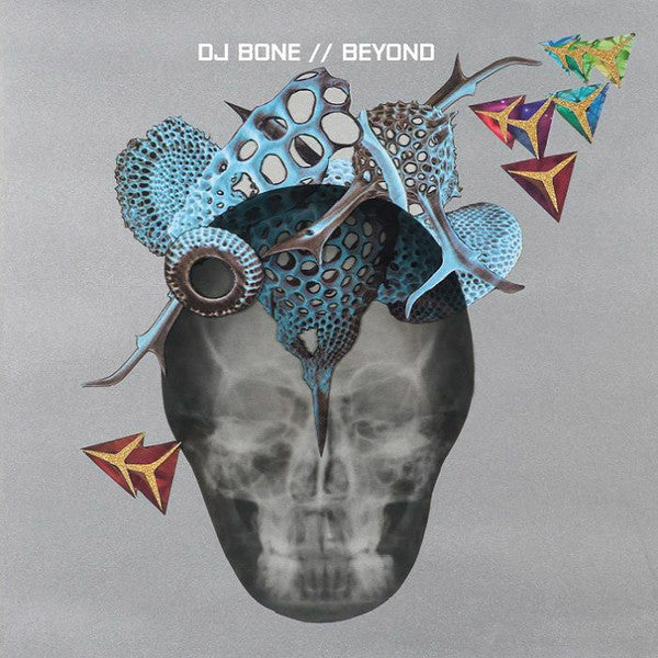 DJ Bone - Beyond - 3xLP - Subject Detroit - SUB046