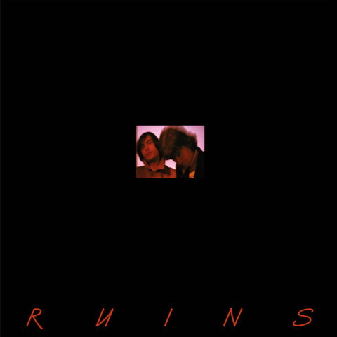 Ruins - Occasional Visits - LP - Stroom - STREP-023