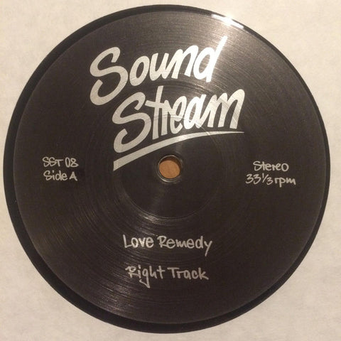 Sound Stream - Love Remedy - 2xLP - Sound Stream - SST 08