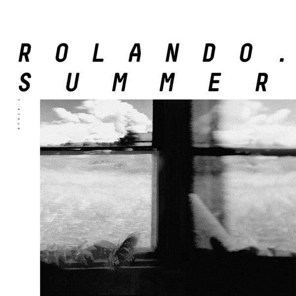 "Rolando Simmons - Summer Diary One EP - 12"" - Analogical Force - AF019.1"