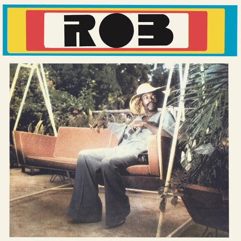 Rob - LP - Mr Bongo - MRBLP166