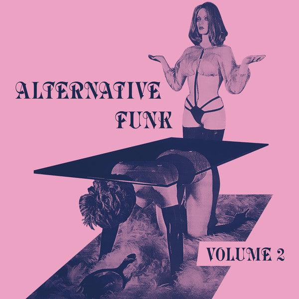 VA - Alternative Funk: Volume 2 - LP - Platform 23 Records - PLA024