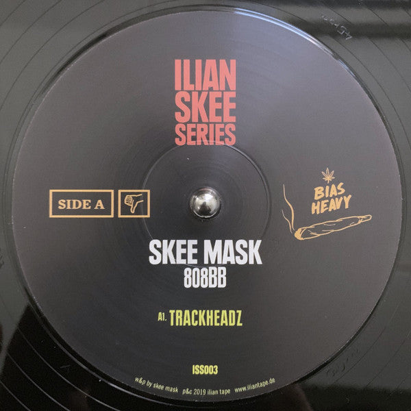"Skee Mask - 808BB - 12"" - Ilian Tape - ISS003"