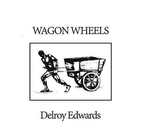 "Delroy Edwards - Wagon Wheels - 12"" - LIES 129"