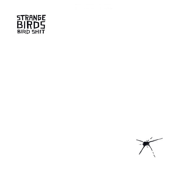 "Strange Birds - Bird Shit - 12"" - Verge of Tears - VERGE OF TEARS 001"