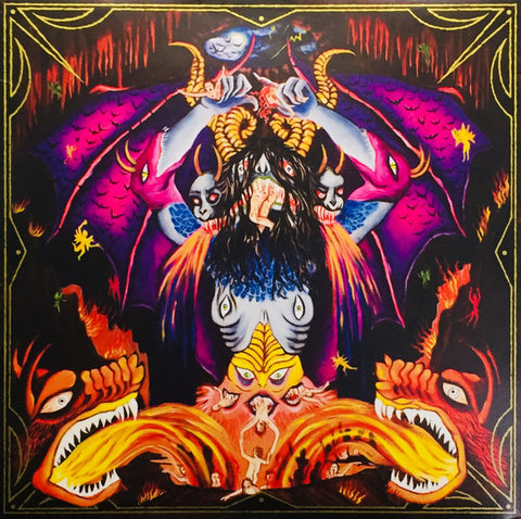 Devil Master - Satan Spits On Children Of Light - LP - Relapse Records - RR7422