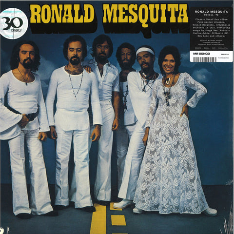 Ronald Mesquita - LP - Mr Bongo - MRBLP192