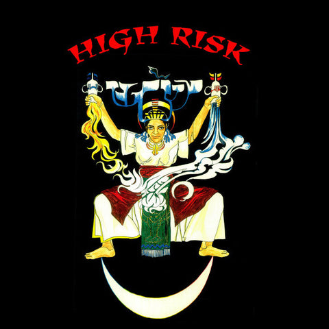 High Risk - LP - Jazzaggression Records - JALP-715