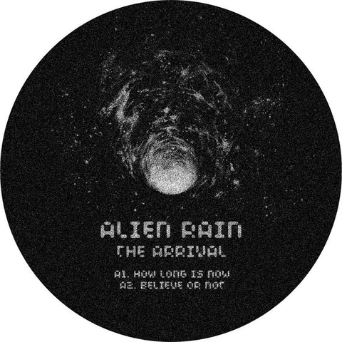 "Alien Rain - The Arrival - 12"" - UFO Inc. - UFO2"