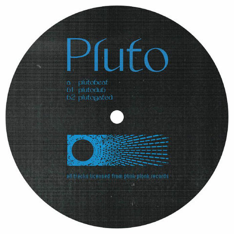 "Pluto - 12"" - In The Future - ITF03"