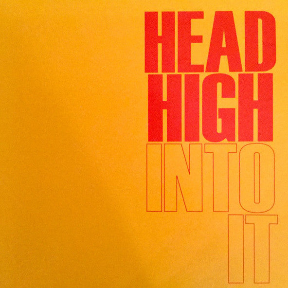 "Head High - Into It - 12"" - Power House - PH10010"
