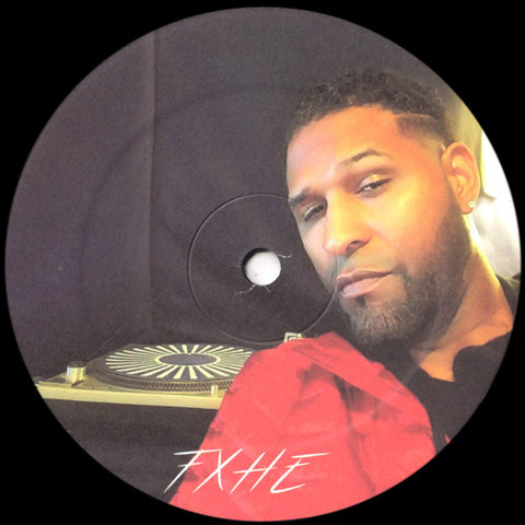 "DJ Tink Thomas - Vibrationz EP - 12"" - FXHE Records - FXHETINK"
