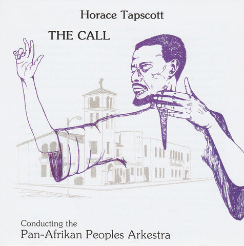 Horace Tapscott Conducting The Pan-Afrikan Peoples Arkestra - The Call - LP - Outernational Sounds - OTR-009