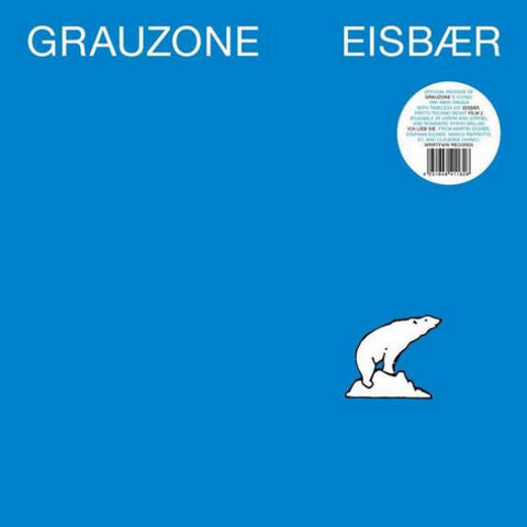 "Grauzone - Eisbær - 12"" - We Release Whatever The Fuck We Want Records - WRWTFWW041"