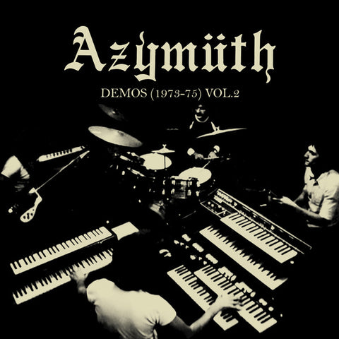 Azymüth - Demos (1973-75) Vol. 2 - LP - Far Out Recordings - FARO210LP2