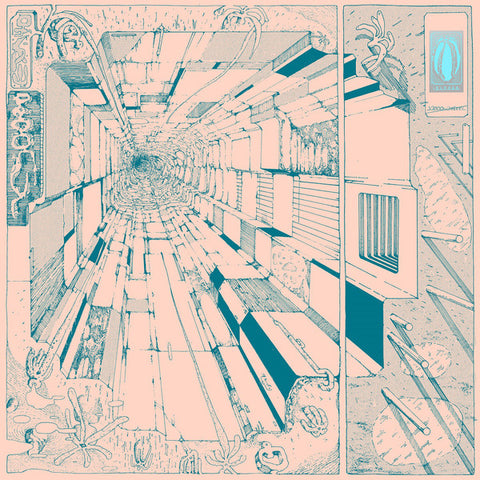 Pataphysical - Periphera - LP - 12th Isle - ISLE008