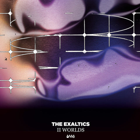The Exaltics - II Worlds - 2xLP - Clone - CWCS014LP
